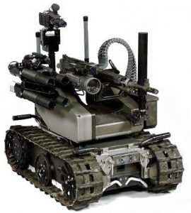 Military Robot_Talon Like
